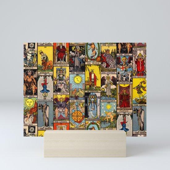 The Major Arcana Tarot Collage by danieljohndesign