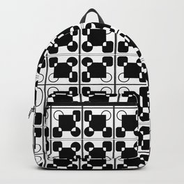 BW-pattern 2 Backpack