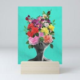 Alien Bouquet  Mini Art Print