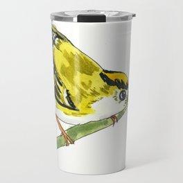 Goldcrest Travel Mug