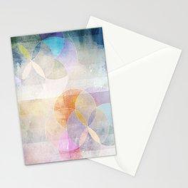 Gamma - Contemporary Geometric Circles Stationery Cards