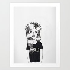 Molly (Every Man Has One) Art Print