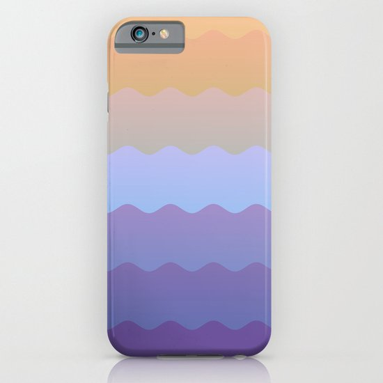 Waves 2 iPhone & iPod Case
