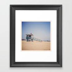 Tower 4 Framed Art Print