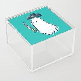 Pirate Ghost Acrylic Box