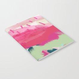 spring dream landscape Notebook