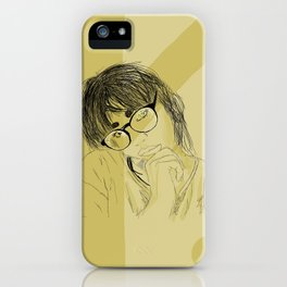 Orion Vanessa iPhone Case