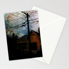 Home Invasion Stationery Cards
