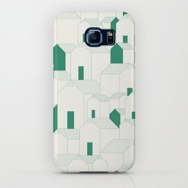 Hill Houses iPhone Case