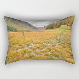 Autumn in Glendalough Rectangular Pillow