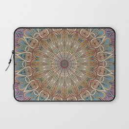 Gentle Touch Mandala Art Laptop Sleeve