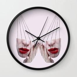 Seesaw Wall Clock