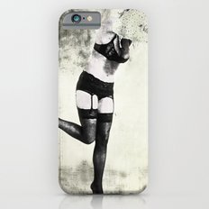 Vintage Pin Up iPhone 6s Slim Case
