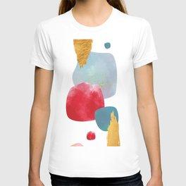 Abstract Watercolor LIX T-shirt