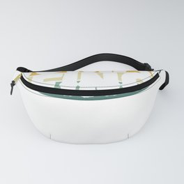 Human Beings Color May Vary End Racism Gift Tolerance Fanny Pack