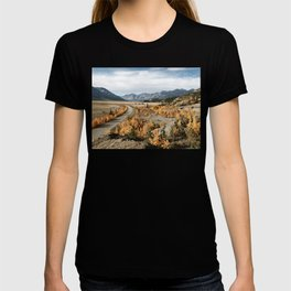 Fall Yukon Valley T-shirt