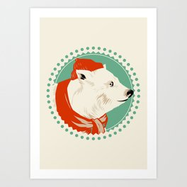 The Life Arctic Art Print