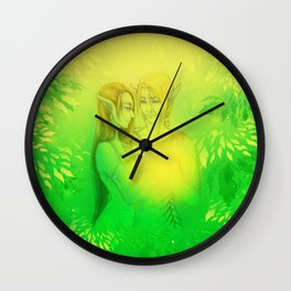 Gift of Love Wall Clock