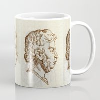 sketch Mugs featuring sketch by Shelby Claire