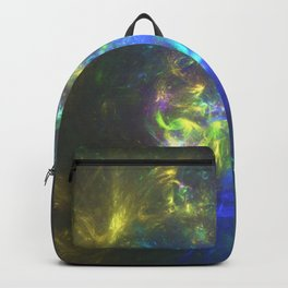 Canvas of a Lazy Artist Backpack