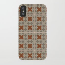 tiles.01 iPhone Case