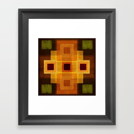 Textures/Abstract 95 Framed Art Print