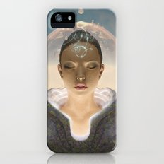 Telepathist iPhone (5, 5s) Slim Case