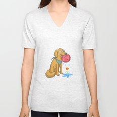 Dog Days Unisex V-Neck