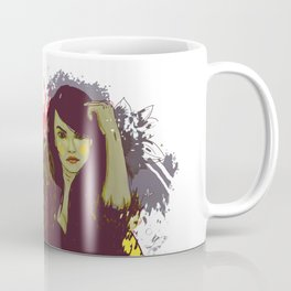 woman K. Coffee Mug