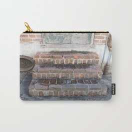 New Orleans: French Quarter Stoop Carry-All Pouch