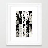 studio ghibli Framed Art Prints featuring Studio Ghibli Collection  by Asperata