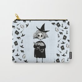 Cat Witch Carry-All Pouch