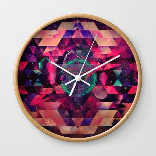 gyodysyc syn Wall Clock