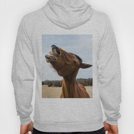 Laugh and the world laughs with you Hoody