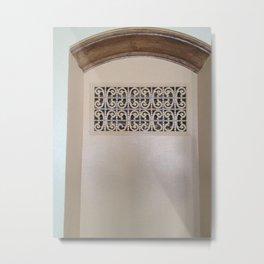 Masonic Arch Metal Print