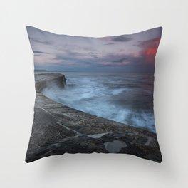 Set Adrift on Memory Bliss Throw Pillow