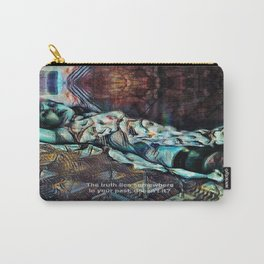 Lies From The Past Carry-All Pouch