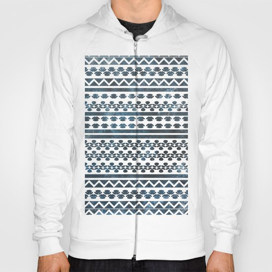 Ethnic pattern with watercolors Hoody