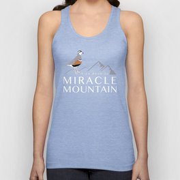 Eurasian Dotterel Breeding Ecology Research Ammarnäs Unisex Tank Top