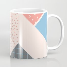 RETROMETRIA CREAM 2  Coffee Mug