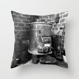 The Struggle in 3 Days Throw Pillow