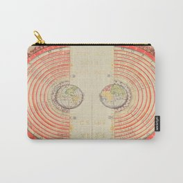 A Geocentric Universe Carry-All Pouch
