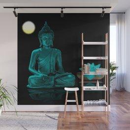 Buddha Yoga Style Wall Mural
