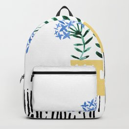 Potted Plant 5 Backpack