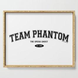 TEAM PHANTOM! Serving Tray