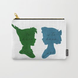 Faith Gives You Wings Carry-All Pouch