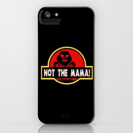 I'm the Baby! iPhone Case