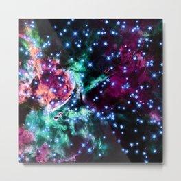 space stars. Metal Print