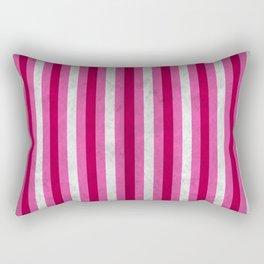 Stripes Collection: Candy Rectangular Pillow