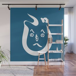 HeNoHeNoMoHeJi Wall Mural